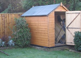 Maintenance Matters - Shed building Image