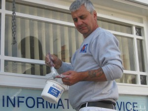 Age Concern Bournemouth - Painting Signage
