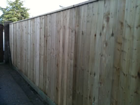 Maintenance Matters - Fencing Image