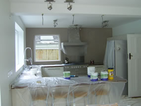 Maintenance Matters - Painting project image
