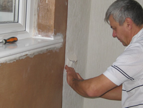 Maintenance matters - Wallpapering Image