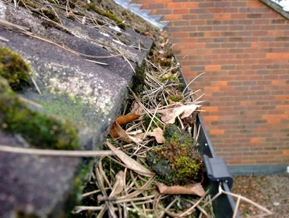 Is it time to de-clutter your gutter?