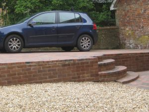 Finished driveway by Maintenance Matters