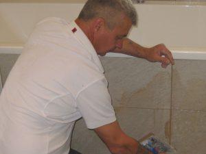 Bath Tiles By Maintenance Matters