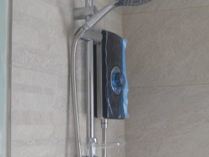 Shower room by Maintenance Matters