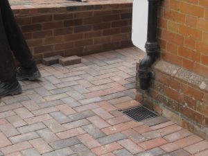 new drain covers by Maintenance Matters